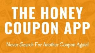 honey coupon
